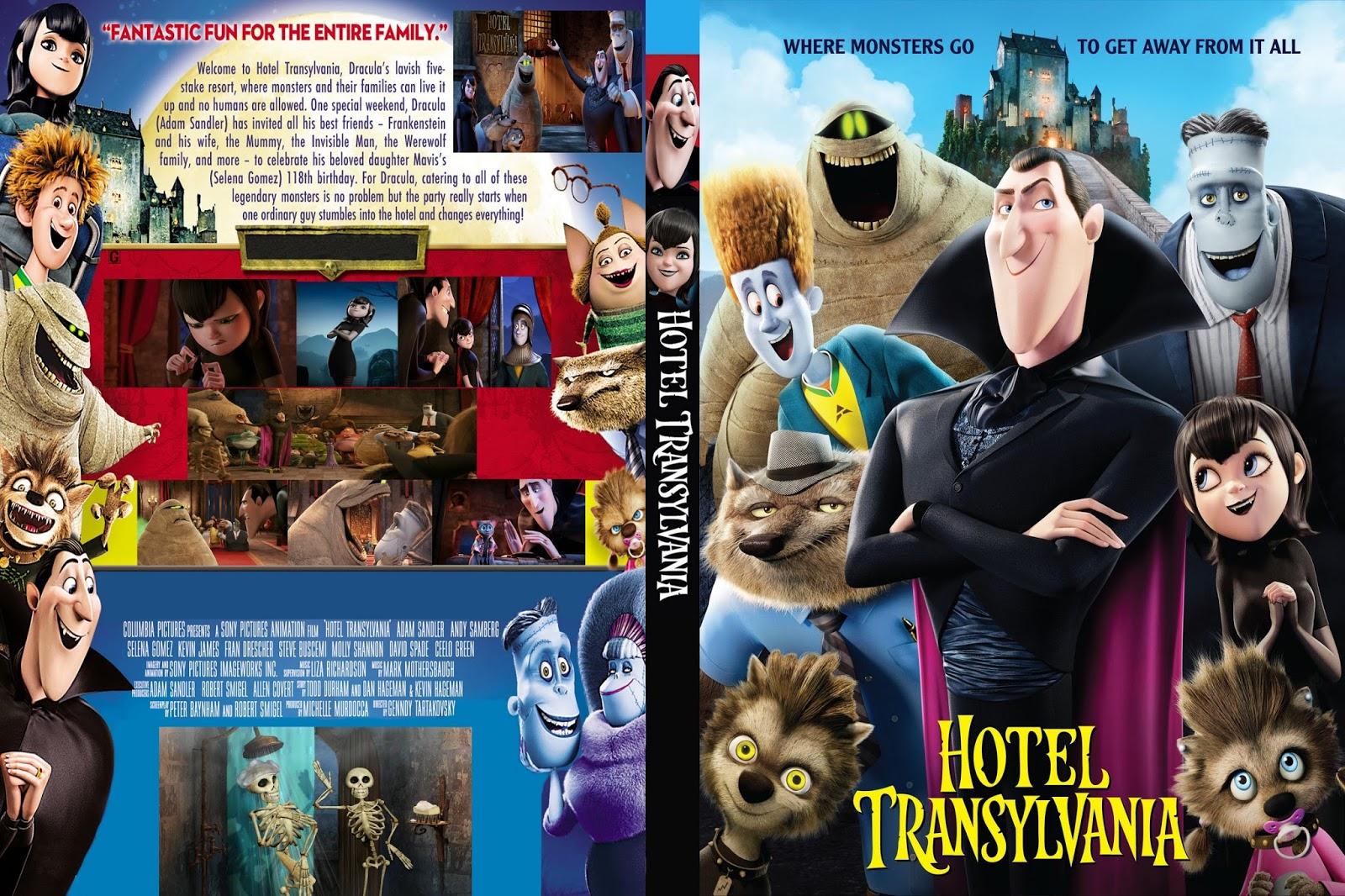 Hotel Transylvania 1 1080p Mega Latino