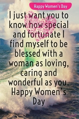 Happy Women's Day Special Wishes