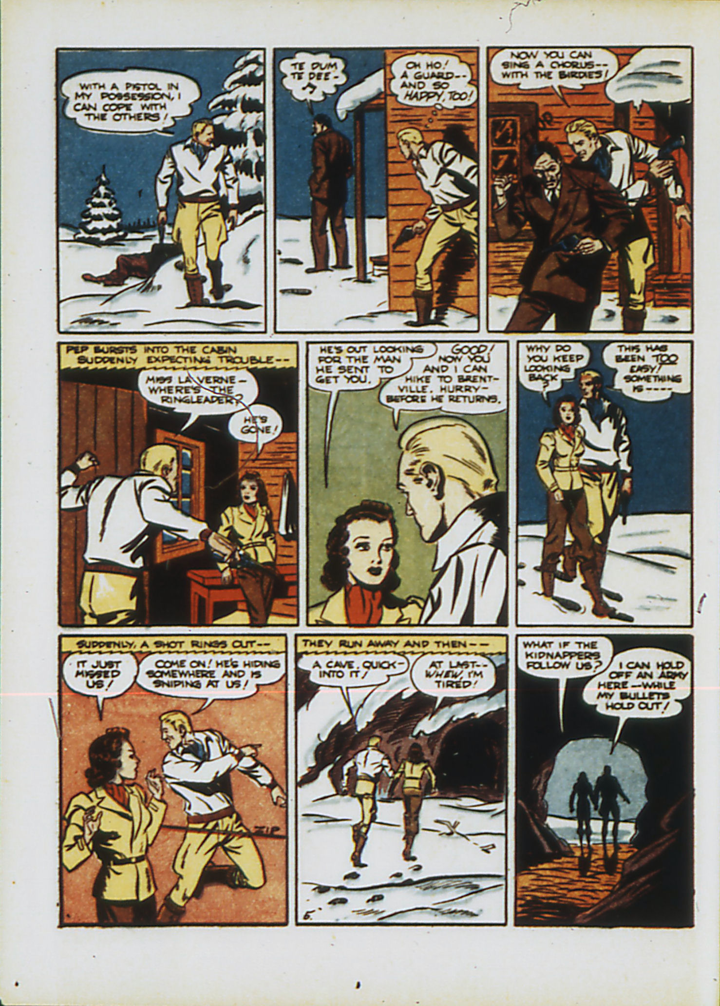 Action Comics (1938) 35 Page 22