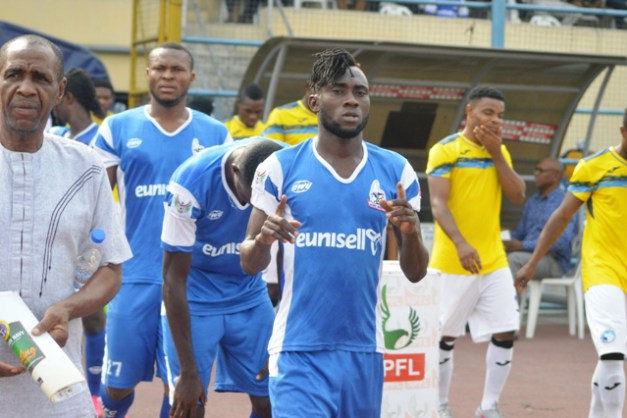 NPFL Review: Akwa United demolish Kwara United, Enyimba held by Rivers United