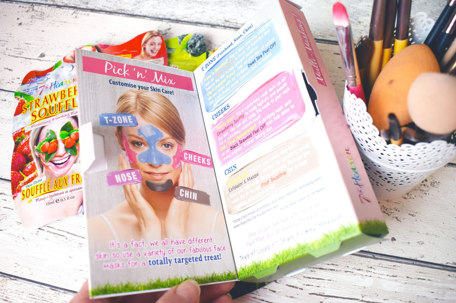 lebellelavie - A multi-masking face mask giveaway with 7th Heaven