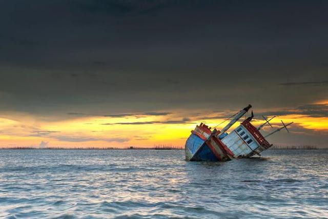 Kapal Puskesmas Keliling Tenggelam di Anambas, 4 Orang Tewas
