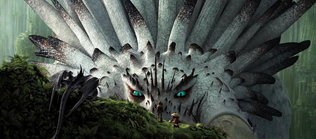 Hình ảnh phim Bí Kíp Luyện Rồng 2