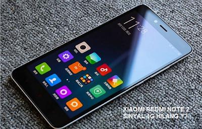Cara Mudah Mengaktifkan Sinyal 4G LTE Only Xiaomi Redmi Note 2
