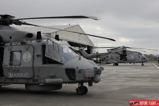 Marina Militare stazione elicotteri Luni