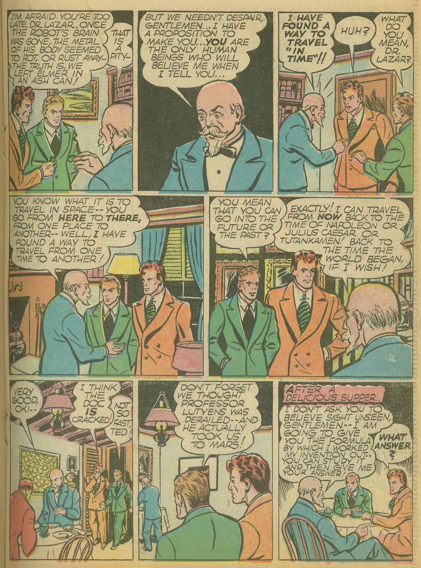 Read online All-American Comics (1939) comic -  Issue #8 - 33