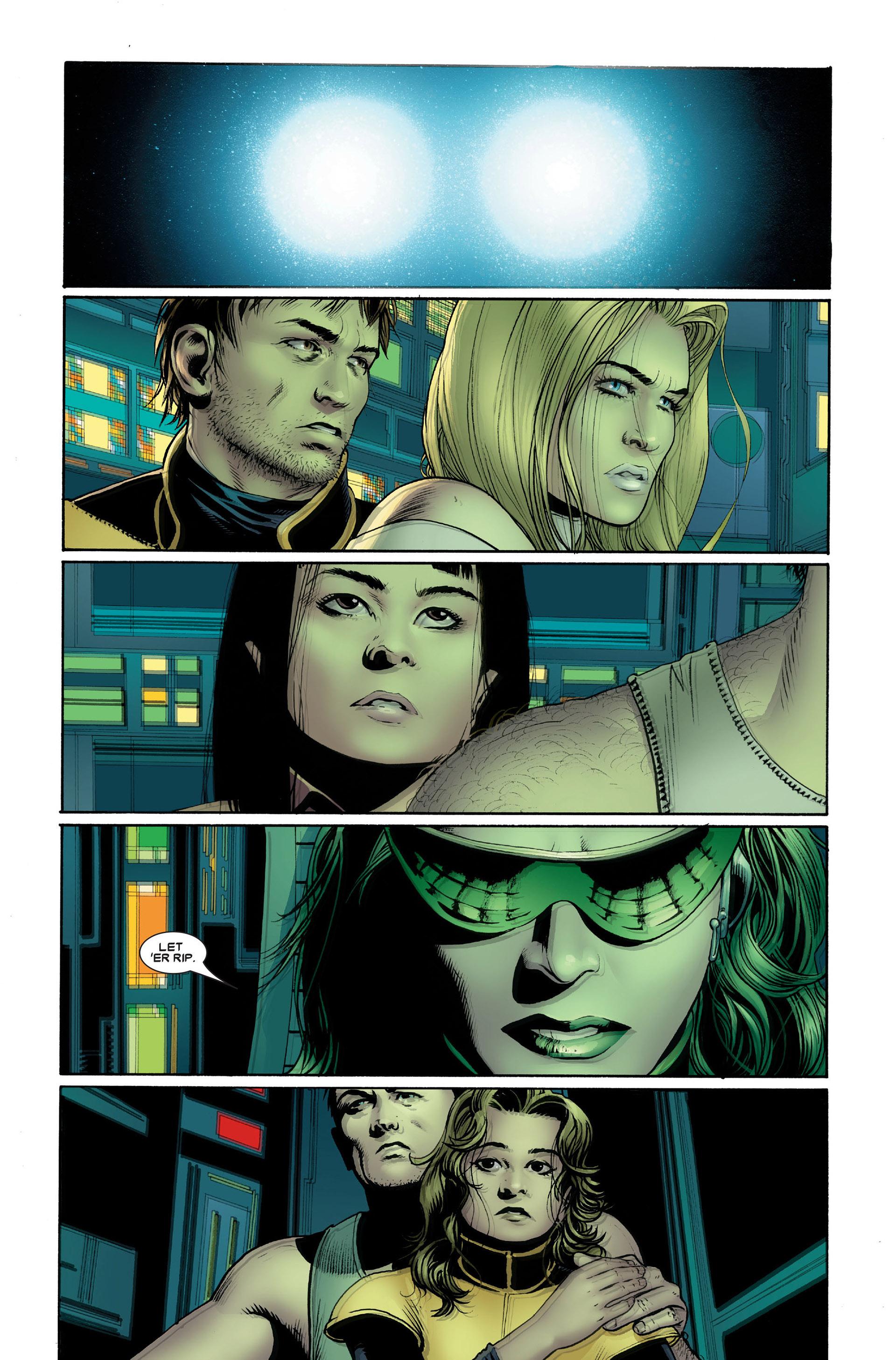 Read online Astonishing X-Men (2004) comic -  Issue #20 - 4