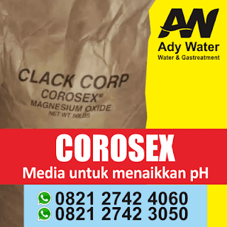 Ady Water Jual Corosex