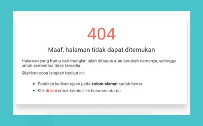 Cara Menghapus URL Artikel di Google Webmaster