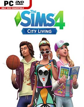 Download The Sims 4 City Living INTERNAL-RELOADED