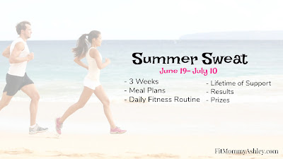 summer, sweat, goals, challenge, abs, workout, beach, vacation, ready, prep, meal plan