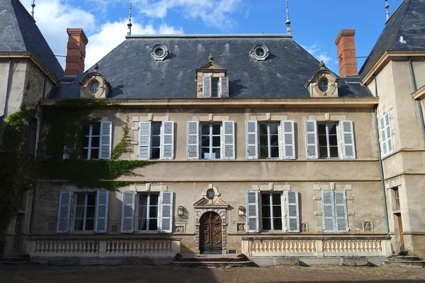 loire forez champdieu château vaugirard