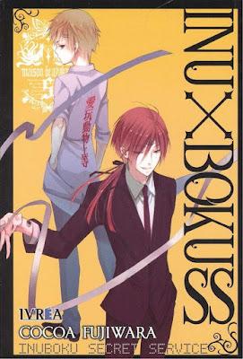 "Reseña ""Inu x Boku SS"" vol. 5 de Kokoa Fujiwara - IVRÈA"