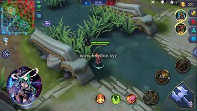 Mengubah tampilan di game mobile Legend bisa dilakukan dengan menyisipkan file script tert Script New Analog Controller Mobile Legends Patch Terbaru