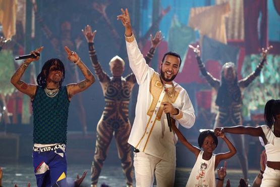 "Stream French Montana's New Album ""Jungle Rules"""