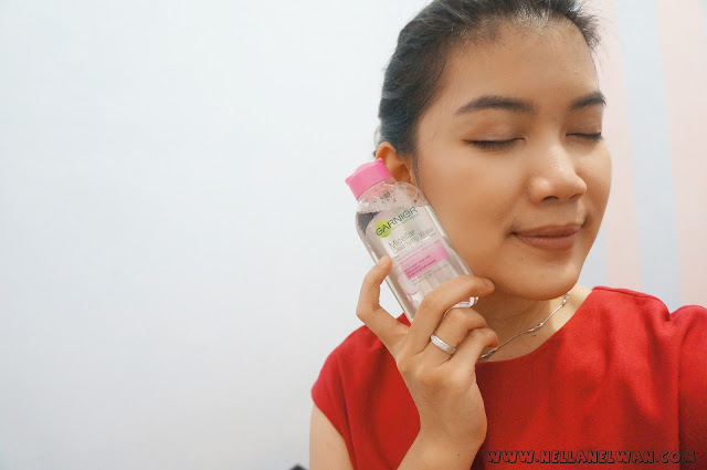 garnier micellar cleansing water review indonesia