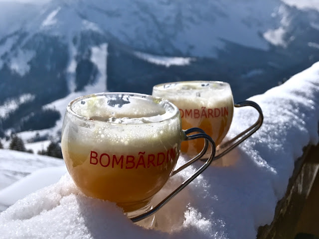 Bobardino - horský alkoholický nápoj, Itálie - co si objednat na horách v Itálii?