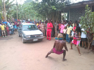 77-year-old strongest man in Akwa Ibom
