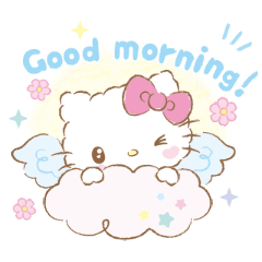 Hello Kitty 宝贝天使