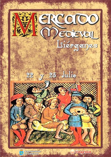 VI Mercado Medieval Lierganes 2017