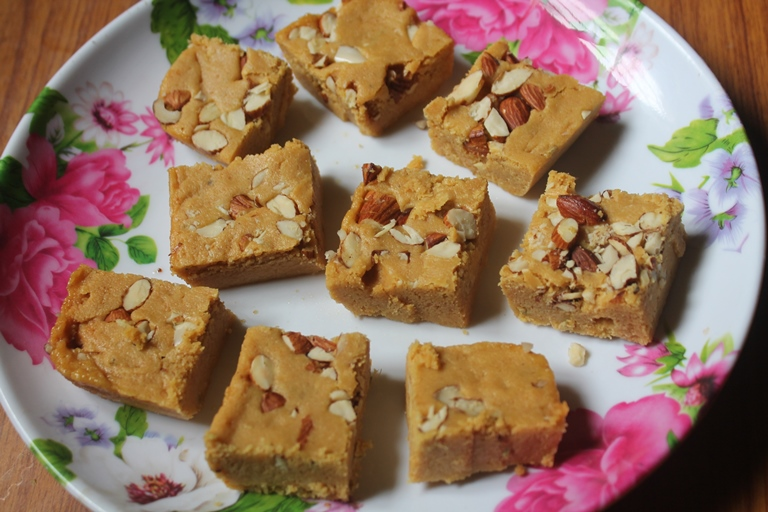 Image result for Mohanthal Recipe