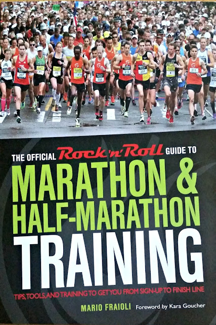 The Official Rock 'n' Roll Guide To Marathon & Half-Marathon Training can get you across the start line prepared and help you finish strong!