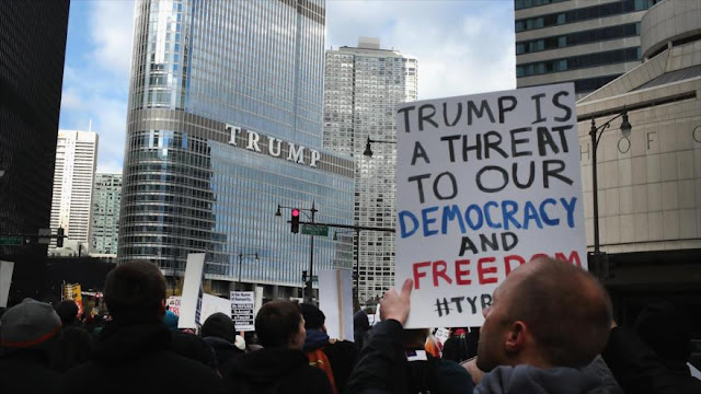 Activistas forman movimiento contra retórica racista de Trump