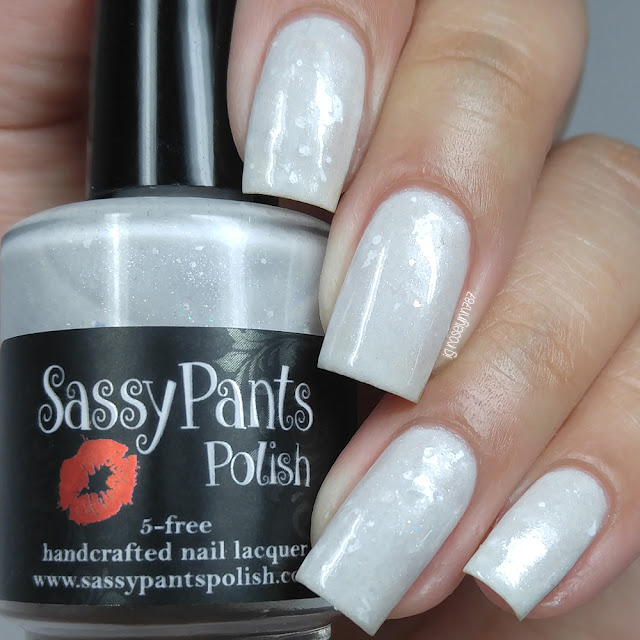 Sassy Pants Polish - New Fallen Snow