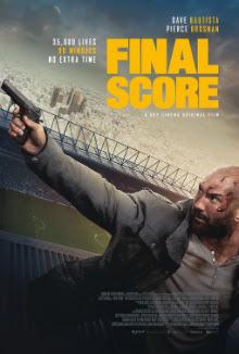 Final score 18 september 2018