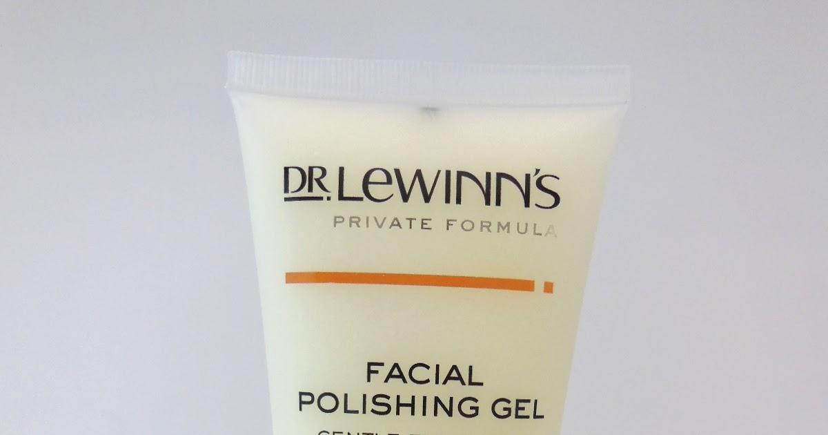 polishing gel facial Lewinns