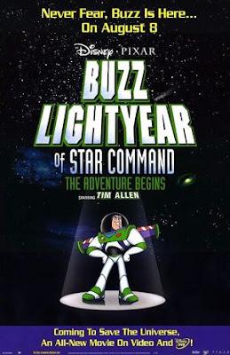 Buzz Lightyear: La Pelicula en Español Latino