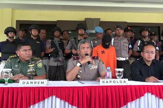 Mengaku Emosi Dipukul Pakai Pistol, Seorang Pemuda Bunuh Anggota TNI
