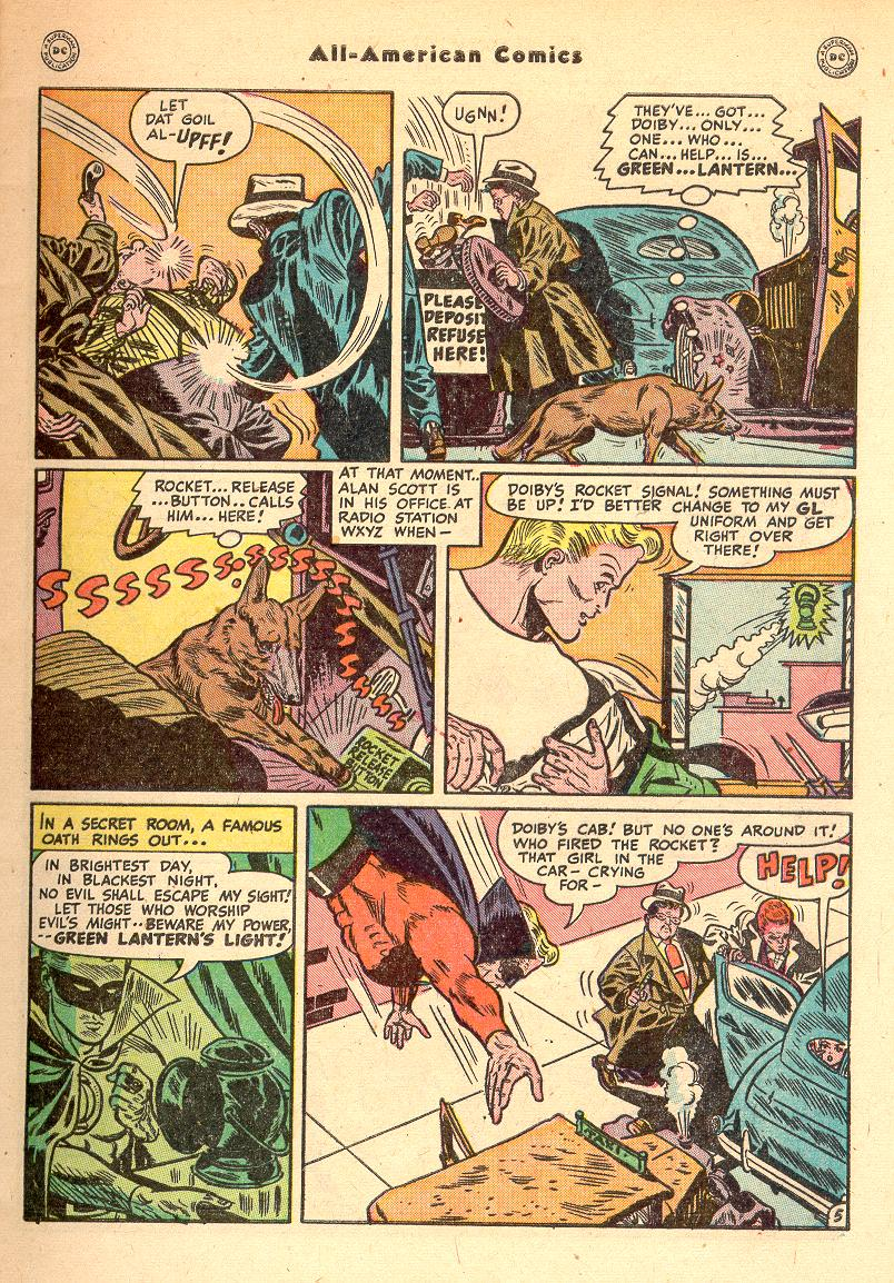 Read online All-American Comics (1939) comic -  Issue #96 - 7