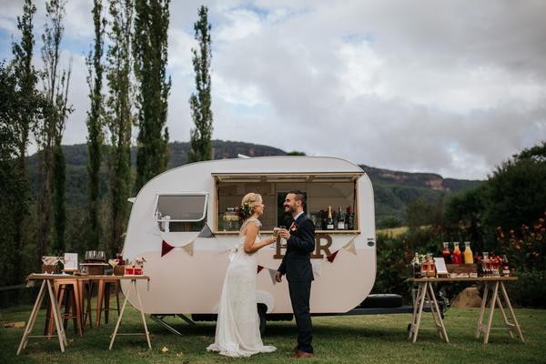 To the Aisle Australia Bespoke Wedding bars