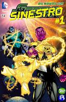 Os Novos 52! Lanterna Verde #23.4
