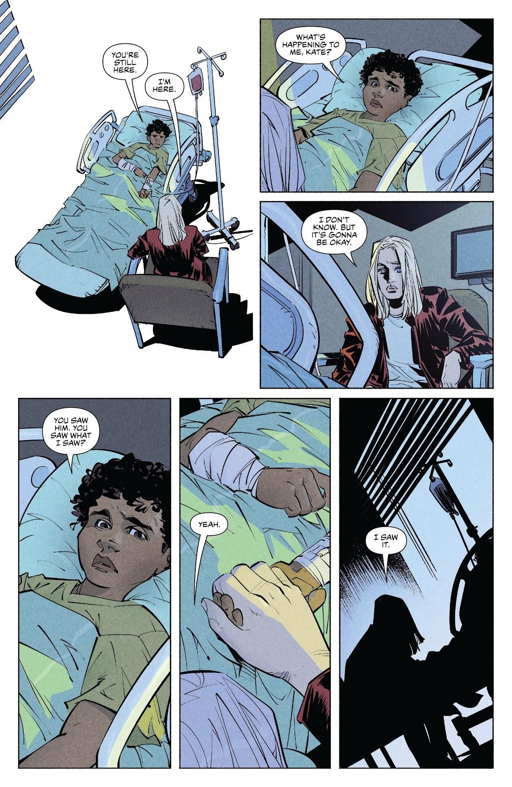 Read online Angel   Spike comic -  Issue #9 - 18