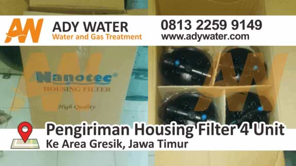 harga housing filter, jual housing filter