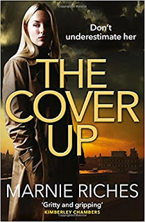 The Cover Up book cover
