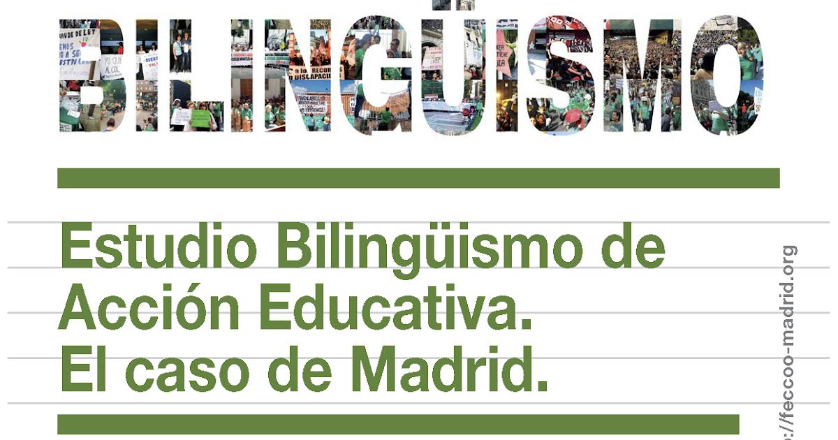Mareaverde 23 2 2017 estudio biling ismo de acci n for Accion educativa en el exterior