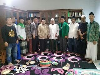 Ansor KBB Sukses Menggelar Rakor Wilayah V di Parongpong