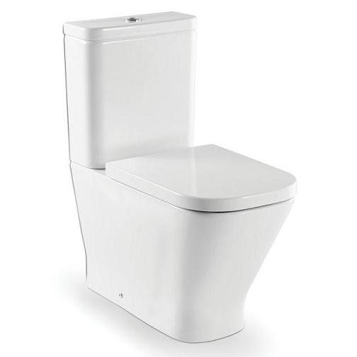 Modecor Toilet Suites Roca The Gap Back To Wall Toilet Suite