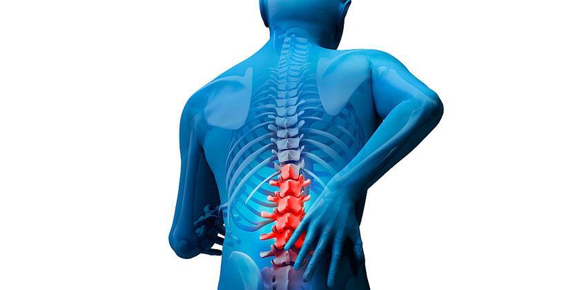 De puede comenzar estar enfermo la espalda en los riñones