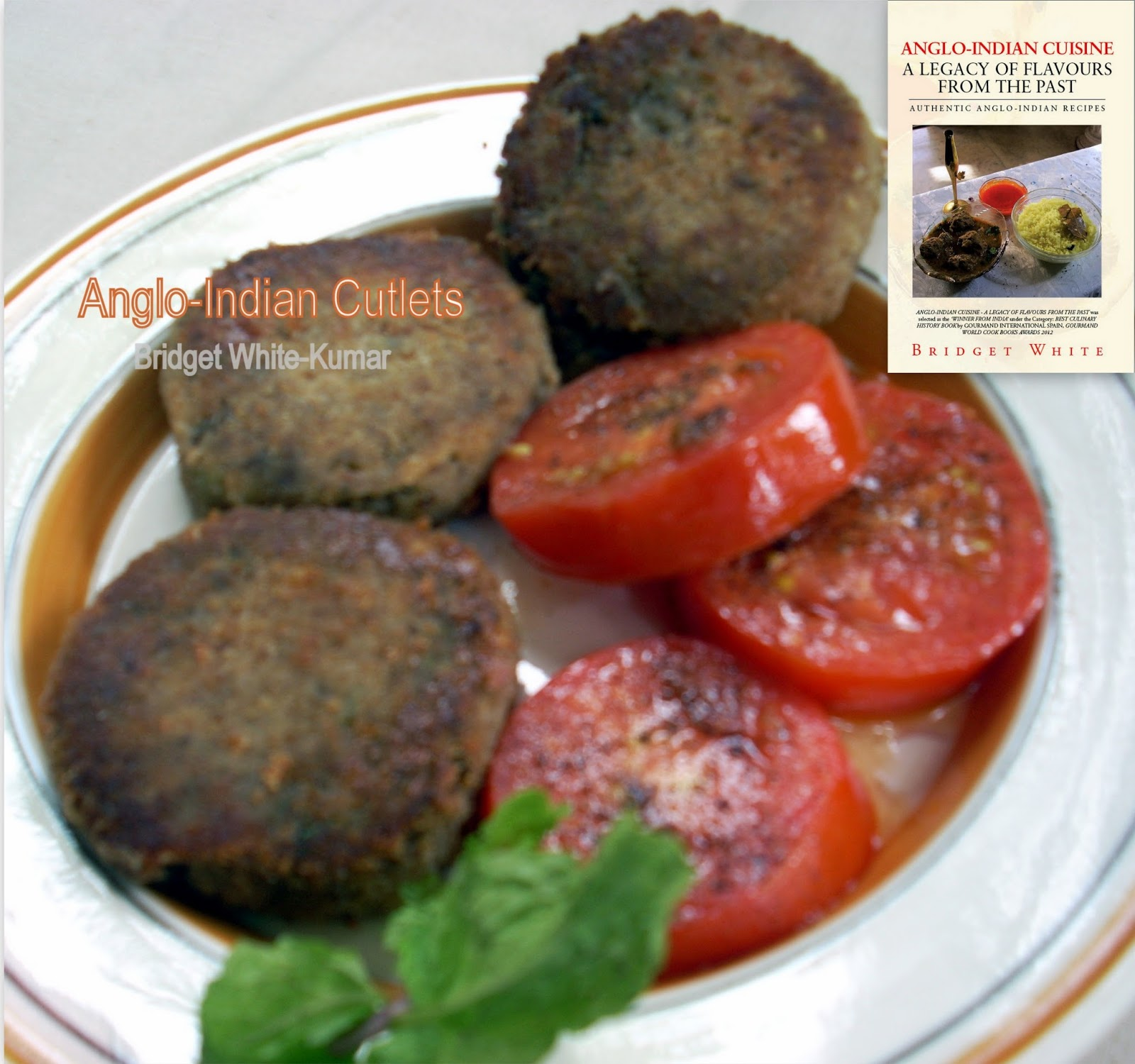 Anglo indian recipes by bridget white anglo indian mince cutlets anglo indian mince cutlets forumfinder Choice Image