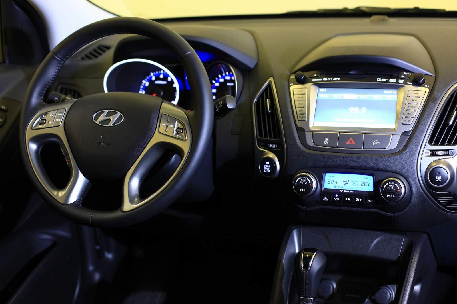 Hyundai Ix35 2018 >> Hyundai ix35 Flex 2017 GL, preços, consumo e detalhes | CAR.BLOG.BR