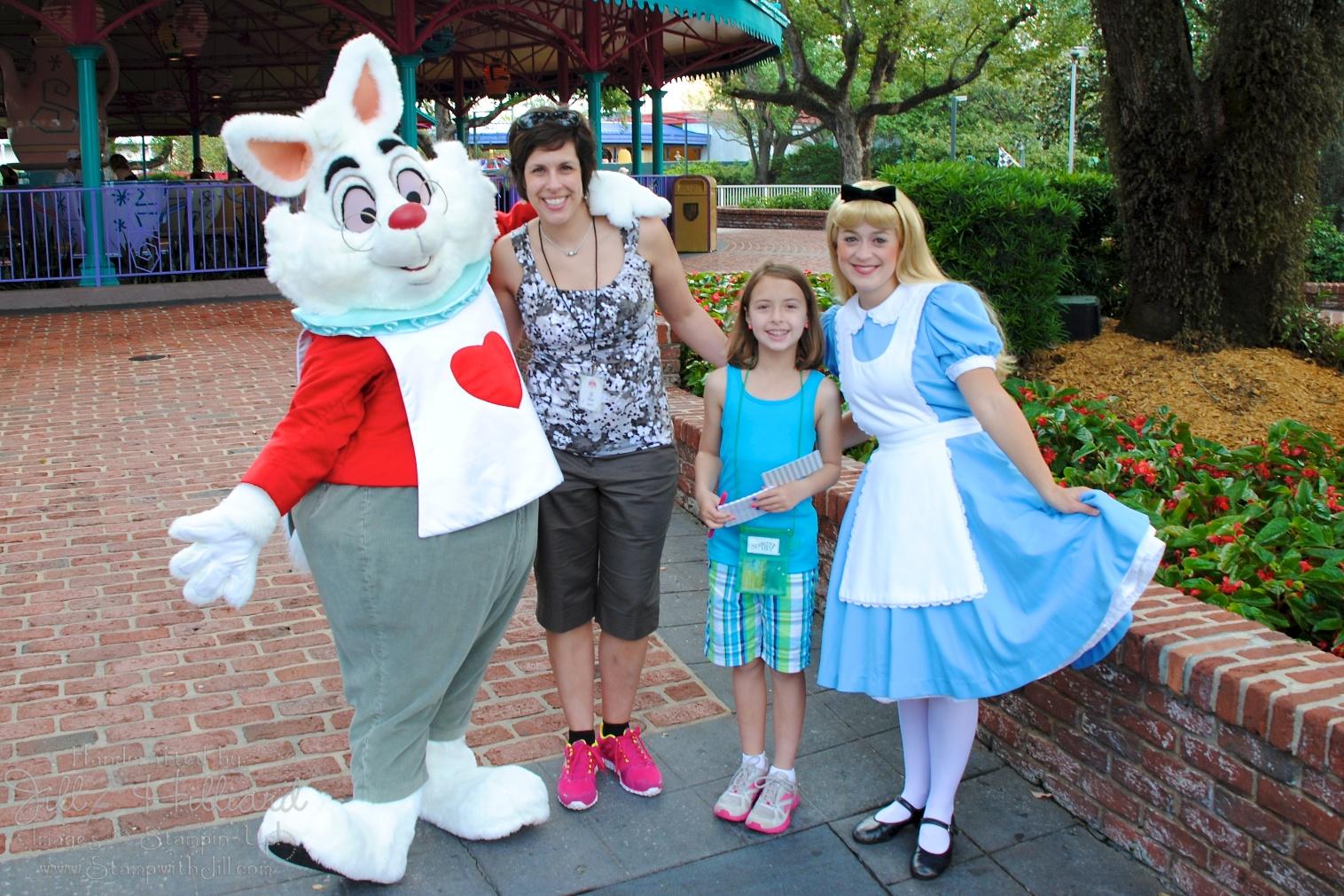Alice In Wonderland Characters Disney Animals First character  alice    Alice In Wonderland Characters Disney Card Guards