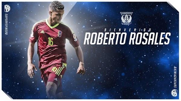 Oficial: Málaga, Rosales sale traspasado al Leganés