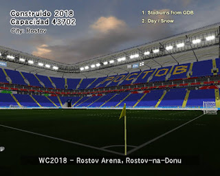 Rostov Arena ( World Cup 2018 )