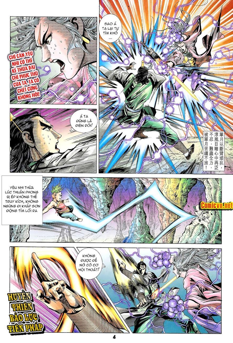 Đại Đường Uy Long chapter 84 trang 13