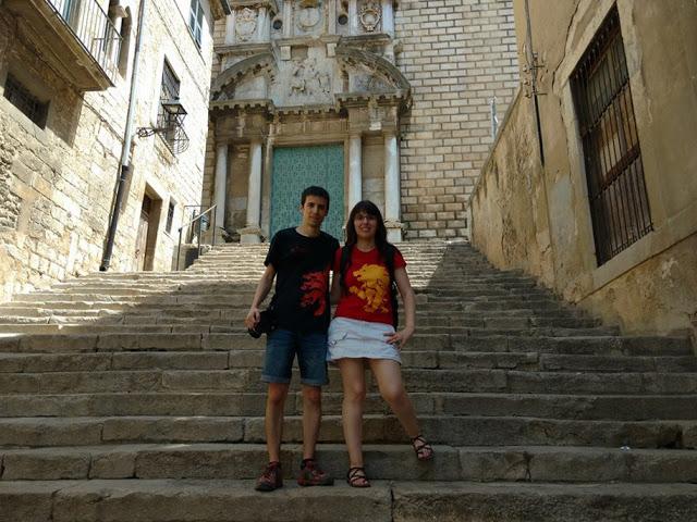Jordi y Vero de Viajar Code Verónica