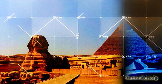 Grande Pirâmide do Egito é torta, afirmam pesquisadores